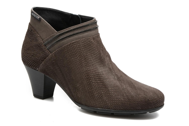 Boots en enkellaarsjes Mephisto Britie Grijs detail