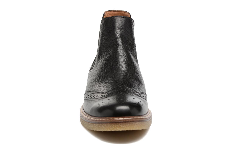 Bottines et boots Mephisto Felicita Noir vue portées chaussures
