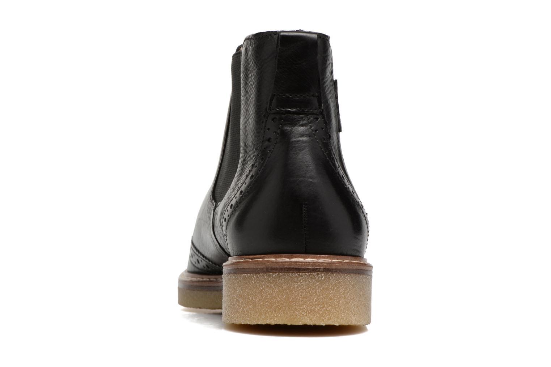 Bottines et boots Mephisto Felicita Noir vue droite