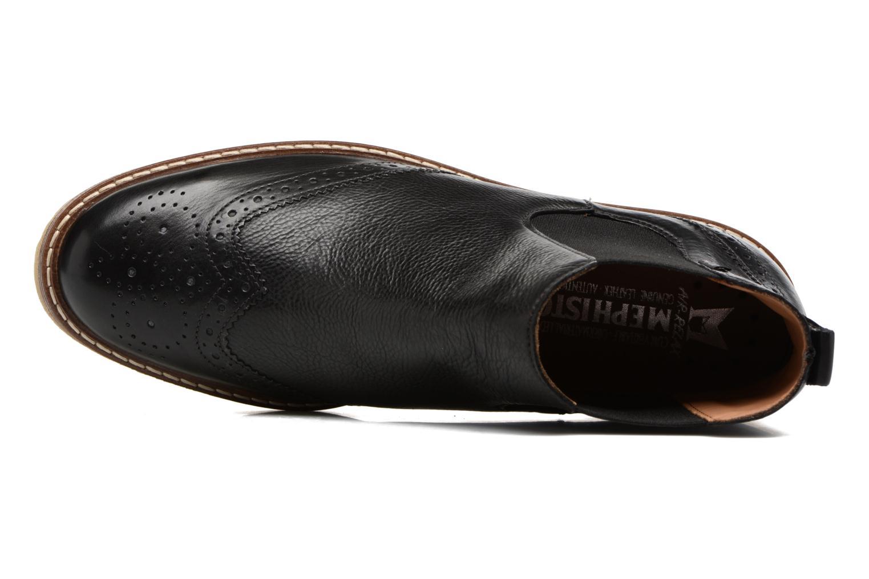 Bottines et boots Mephisto Felicita Noir vue gauche