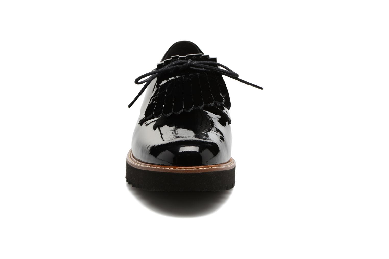 Chaussures à lacets Mephisto Sabella Noir vue portées chaussures