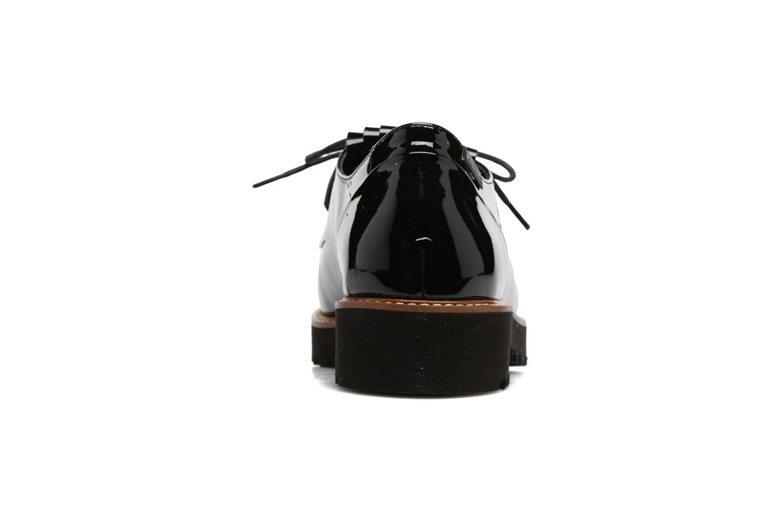 Chaussures à lacets Mephisto Sabella Noir vue droite