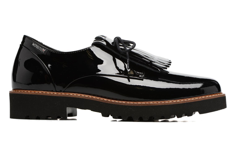 Chaussures à lacets Mephisto Sabella Noir vue derrière