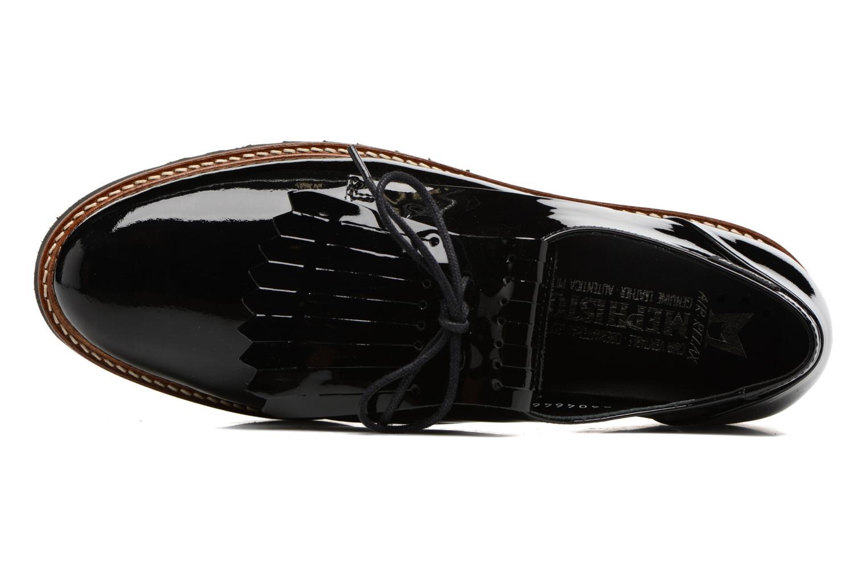 Chaussures à lacets Mephisto Sabella Noir vue gauche