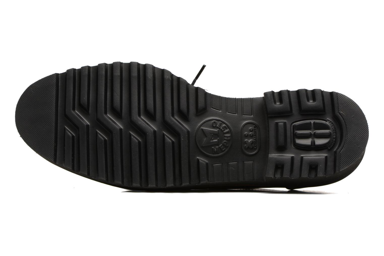 Chaussures à lacets Mephisto Sabella Noir vue haut