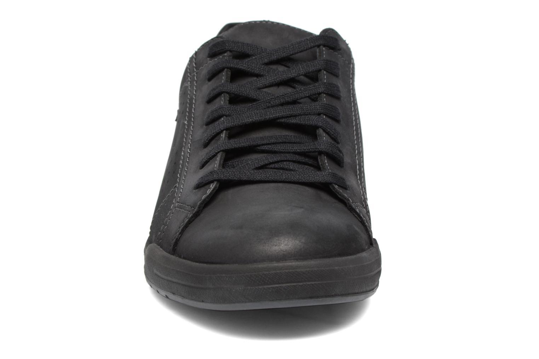 Baskets Mephisto Rufo Noir vue portées chaussures