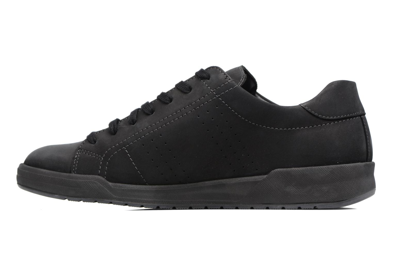 Sneakers Mephisto Rufo Zwart voorkant