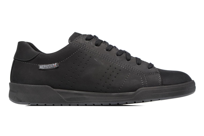 Sneakers Mephisto Rufo Zwart achterkant