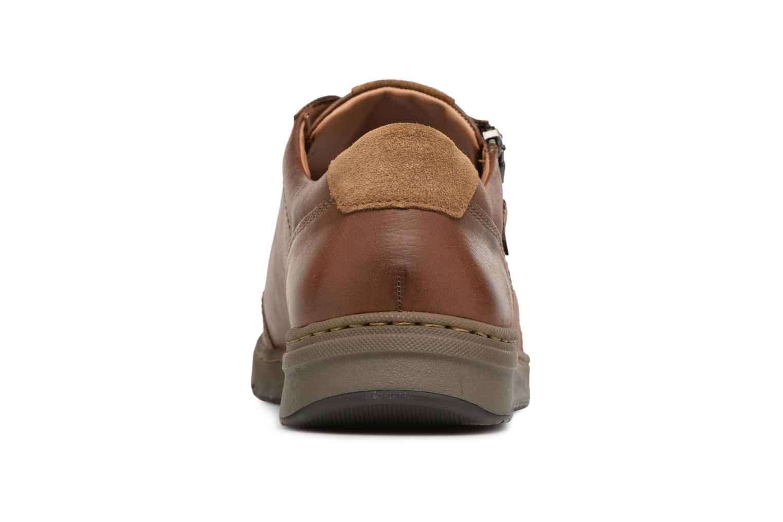 Sneakers Mephisto Jeremy Bruin rechts