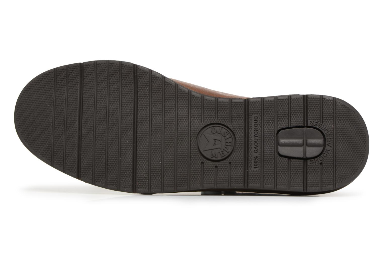 Sneakers Mephisto Jeremy Bruin boven