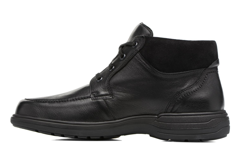 Bottines et boots Mephisto Darwin Noir vue face