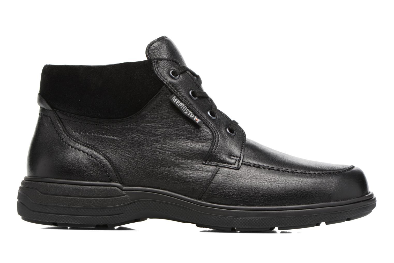 Bottines et boots Mephisto Darwin Noir vue derrière