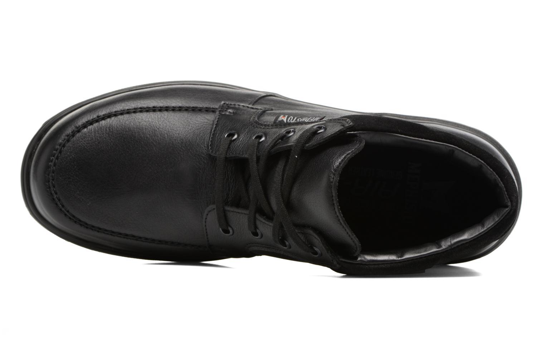 Bottines et boots Mephisto Darwin Noir vue gauche