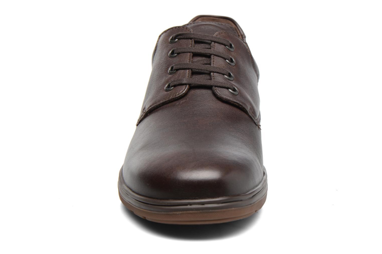 Chaussures à lacets Mephisto Denys Noir vue portées chaussures