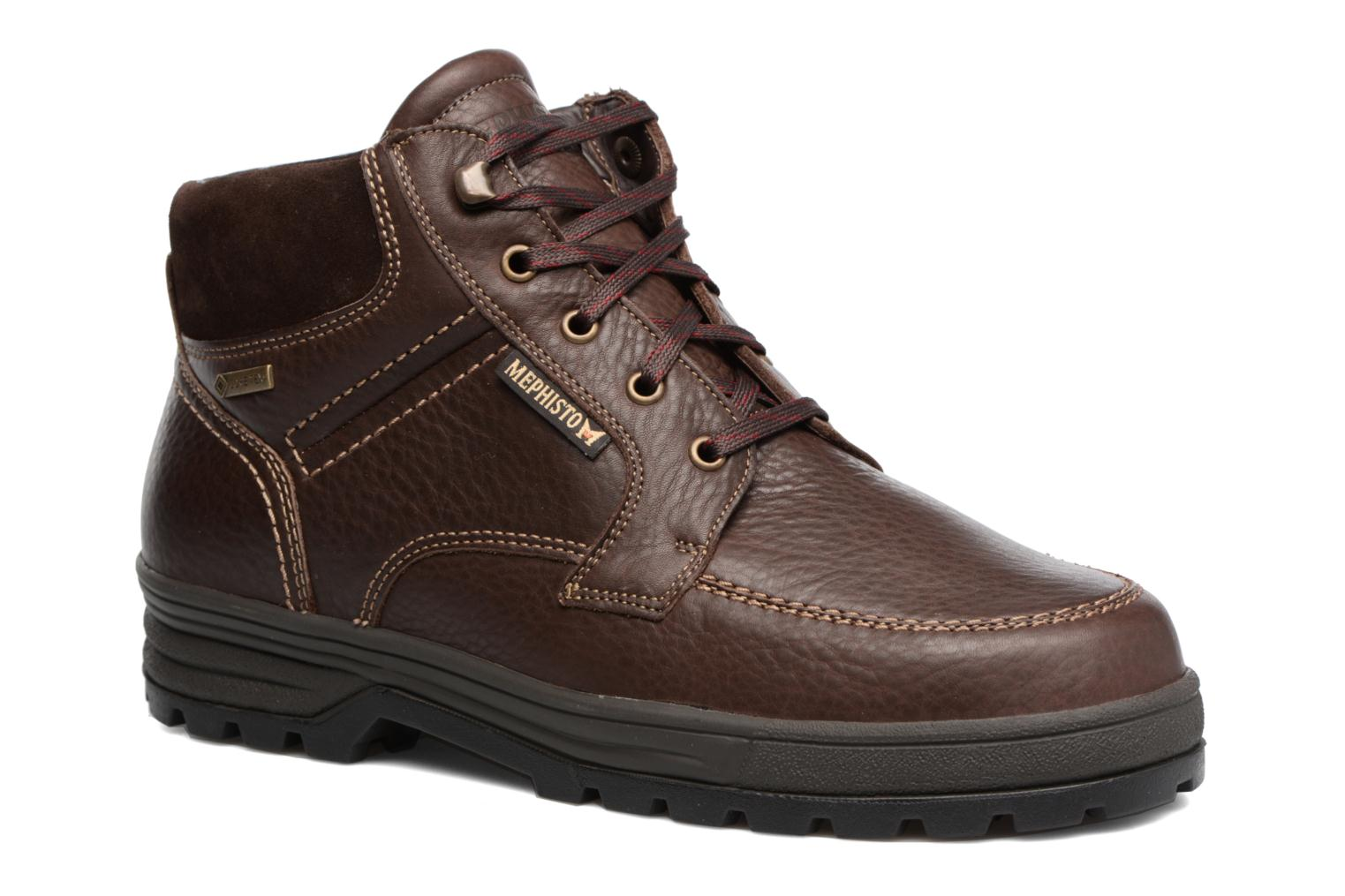 Marques Chaussure homme Mephisto homme Jim Gt Chestnut