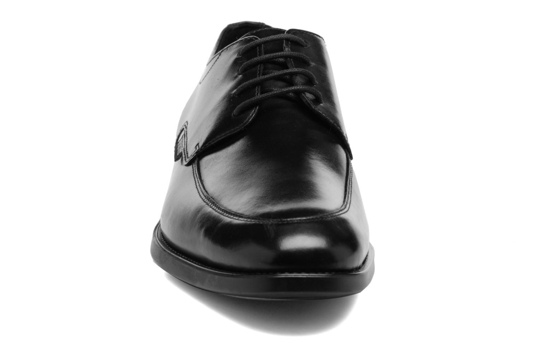 Chaussures à lacets Mephisto Carlo Noir vue portées chaussures