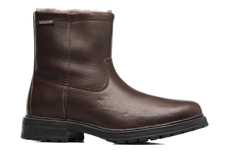Bottines et boots Mephisto Leonardo Marron vue derrière