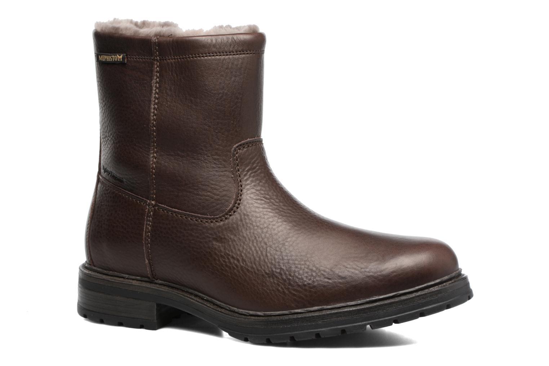 Boots en enkellaarsjes Mephisto Leonardo Bruin detail