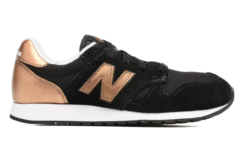 Sneakers New Balance WL520 Zwart achterkant