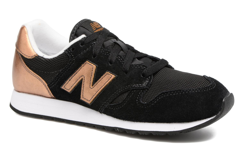 Sneakers New Balance WL520 Zwart detail