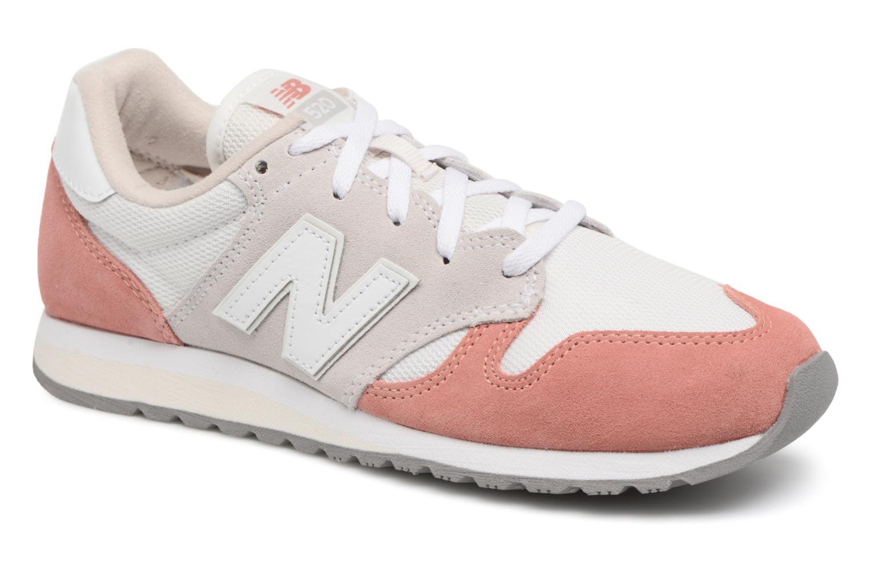 Grandes descuentos últimos zapatos New Balance WL520 (Rosa) - Deportivas Descuento