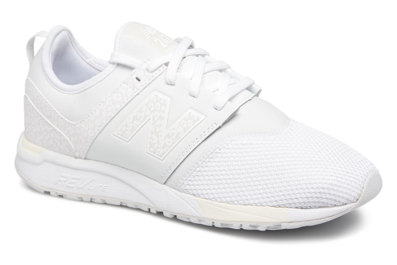 Grandes descuentos últimos zapatos New Balance WRL247 (Blanco) - Deportivas Descuento