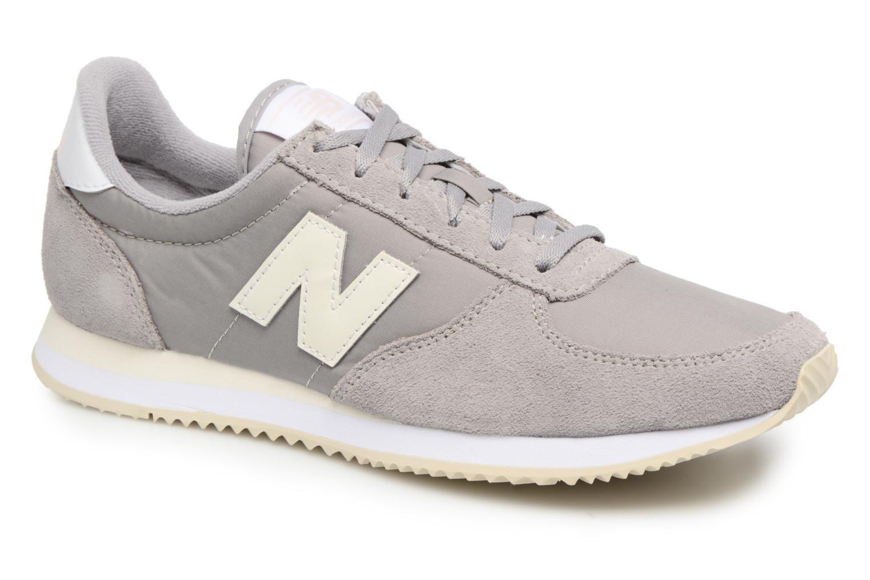 Grandes descuentos últimos zapatos New Balance WL220 (Gris) - Deportivas Descuento