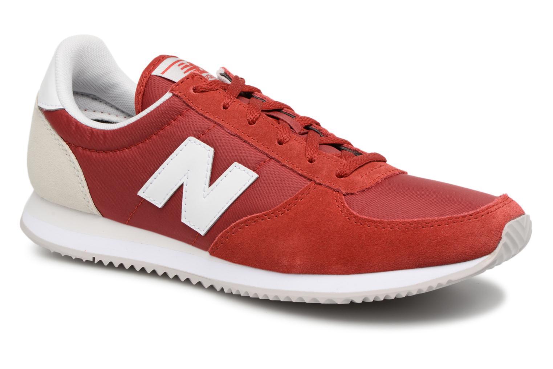 Grandes descuentos últimos zapatos New Balance WL220 (Rojo) - Deportivas Descuento