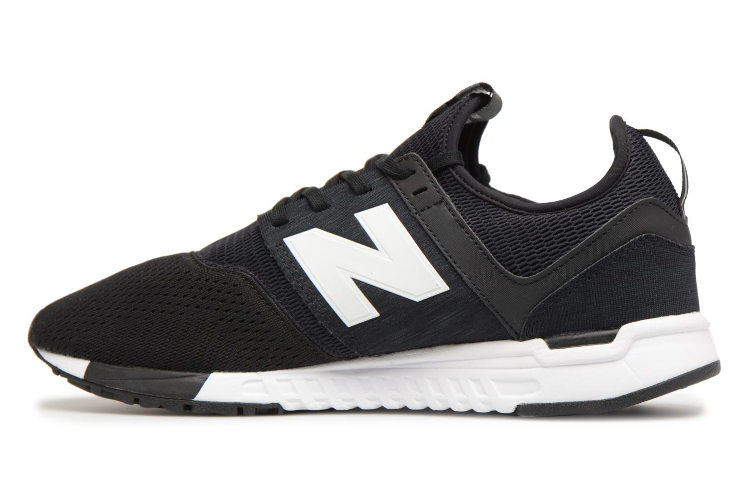 Baskets New Balance MRL247 Noir vue face
