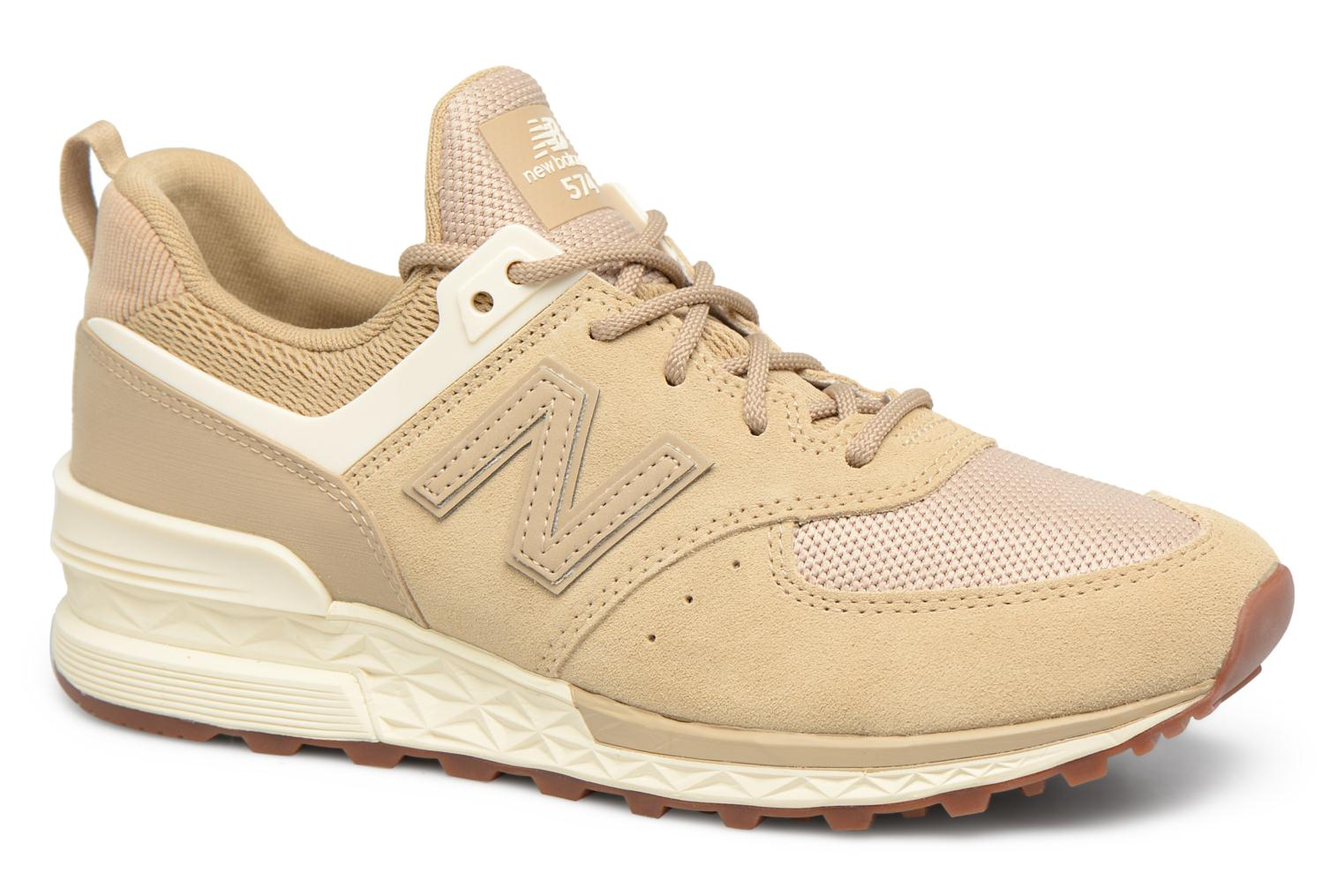 Marques Chaussure femme New Balance femme WS574 Incense