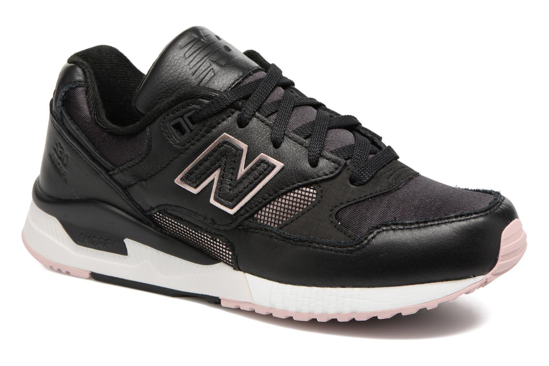 Zapatos promocionales New Balance WL530 (Plateado) - Deportivas   Descuento de la marca