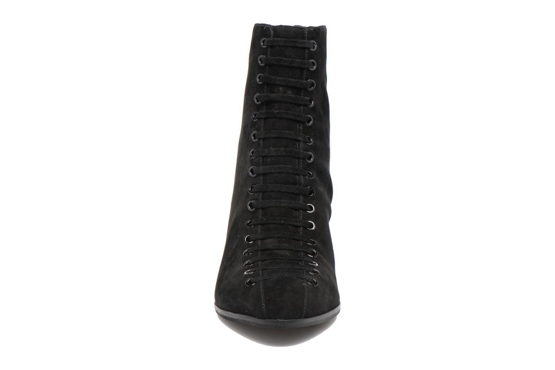 Bottines et boots What For Olivia Noir vue portées chaussures