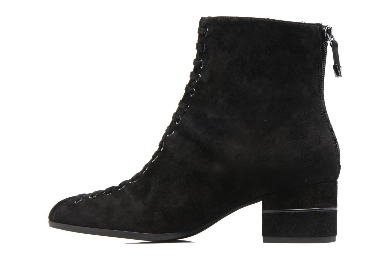 Bottines et boots What For Olivia Noir vue face