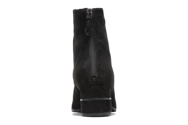 Bottines et boots What For Olivia Noir vue droite