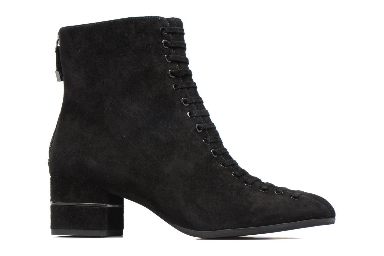 Bottines et boots What For Olivia Noir vue derrière