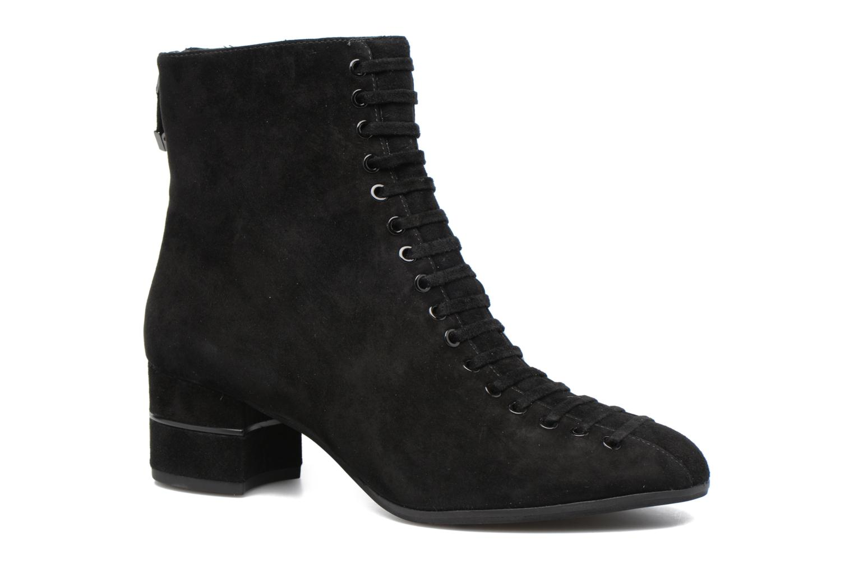 Bottines et boots What For Olivia Noir vue détail/paire