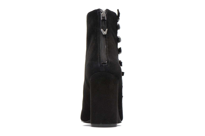 Bottines et boots What For Lou Noir vue droite