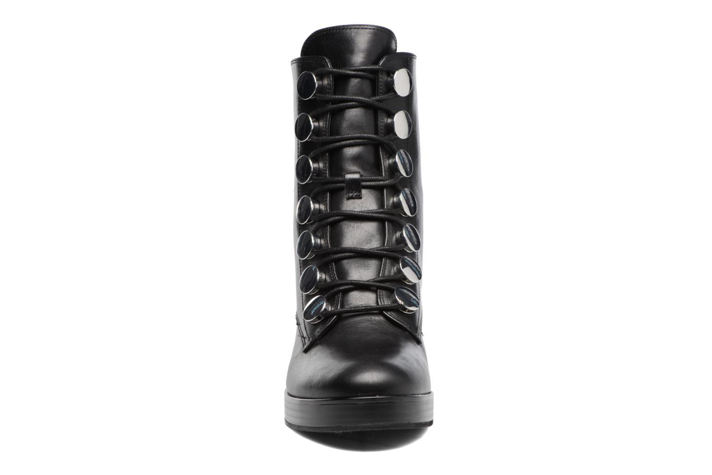 Bottines et boots What For Paula Noir vue portées chaussures