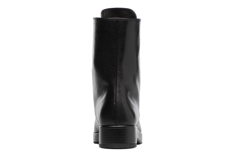 Bottines et boots What For Paula Noir vue droite