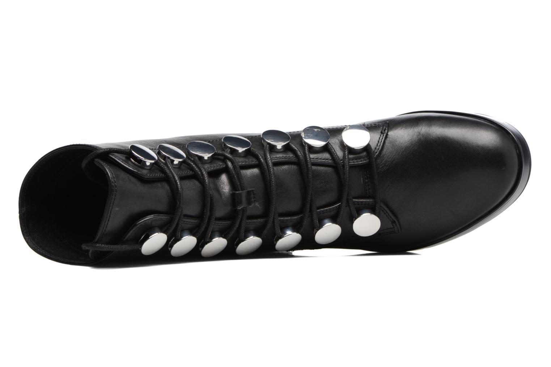 Bottines et boots What For Paula Noir vue gauche