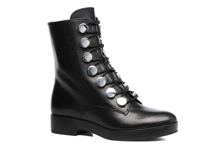 Boots en enkellaarsjes What For Paula Zwart detail