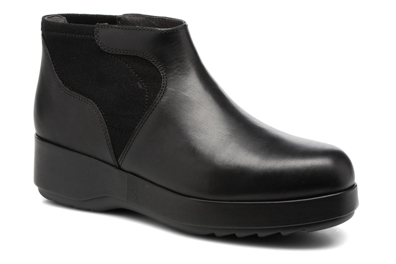 Bottines et boots Camper Dessa K400204 Noir vue détail/paire