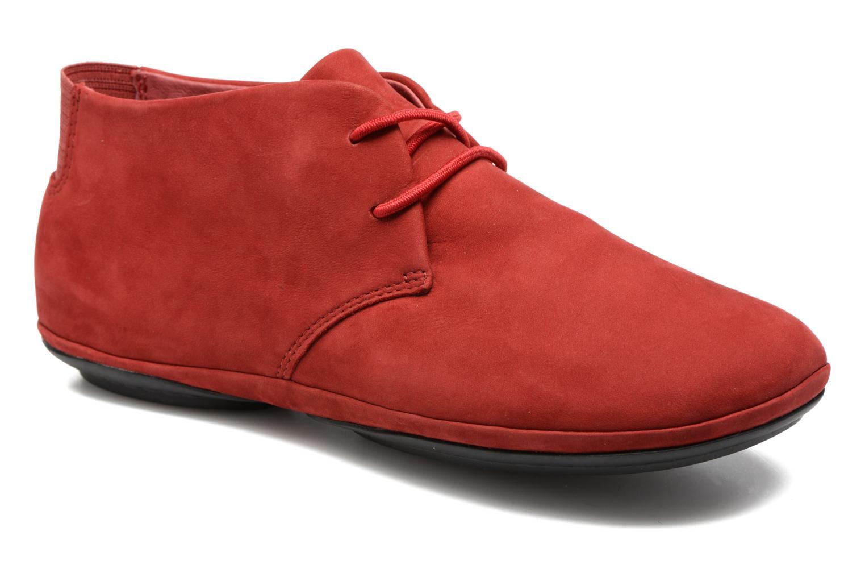 Grandes descuentos últimos zapatos Camper Right Nina K400221 (Rojo) - Zapatos con cordones Descuento