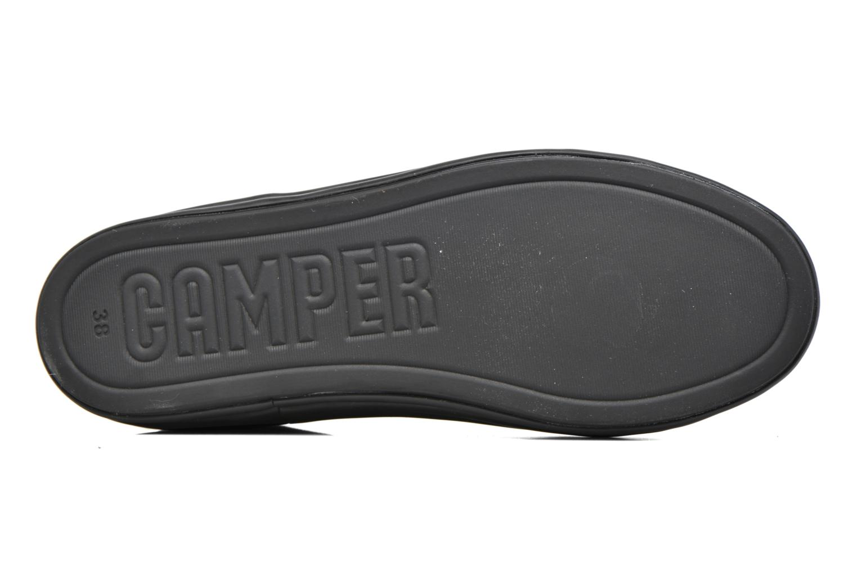 Baskets Camper Hoops K400206 Noir vue haut