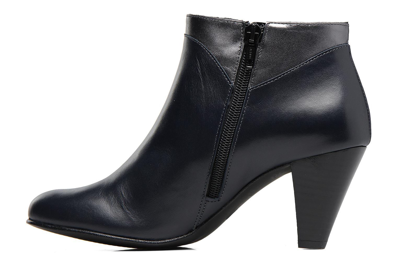 Bottines et boots Georgia Rose Lagodia Bleu vue face