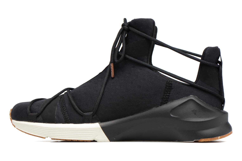 Chaussures de sport Puma Wns Fierce Rope Noir vue face