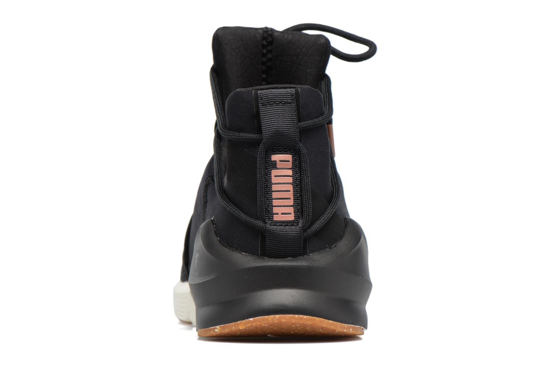 Chaussures de sport Puma Wns Fierce Rope Noir vue droite