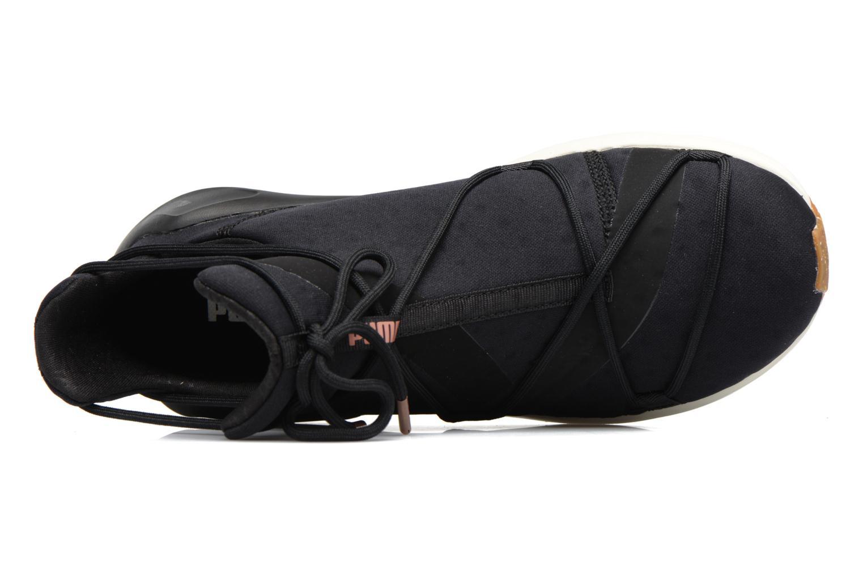 Chaussures de sport Puma Wns Fierce Rope Noir vue gauche