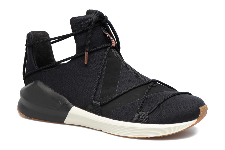 Chaussures de sport Puma Wns Fierce Rope Noir vue détail/paire