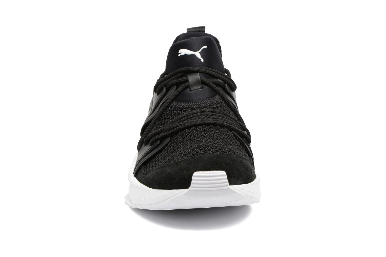 Baskets Puma Tsugi Blaze Noir vue portées chaussures
